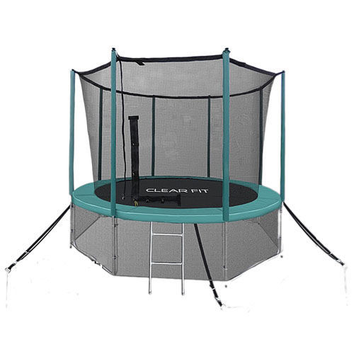 Фото 2 - Батут Clear Fit Elastique 14 ft (4,3м).